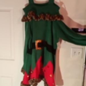 Dresses & Skirts - Christmas costume dress